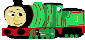 NWR 3 Henry the Green Engine