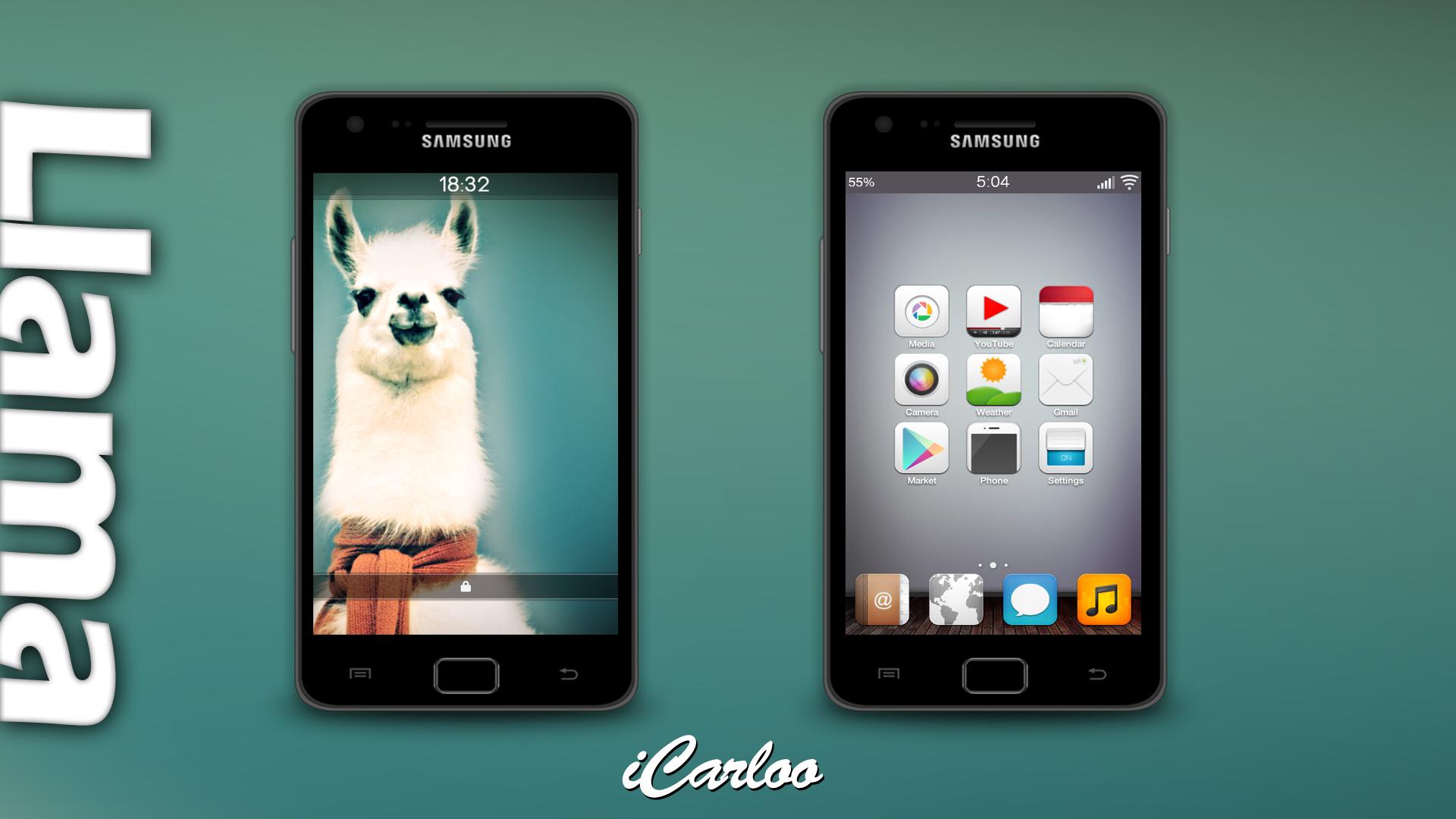 Llama by iCarloo