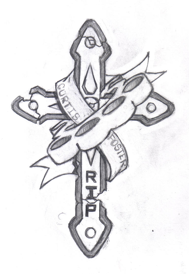 RIP Tattoo By Dark Necro Master On DeviantArt