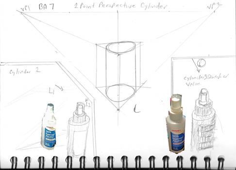 Beginners School 07-3B Cylinder