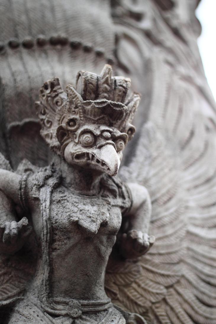 Garuda in Monas, Jakarta by irVan05
