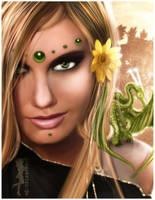 Enchantress-Detail by Drakenborg