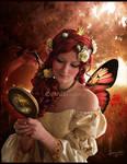 Serene Autumn Queen