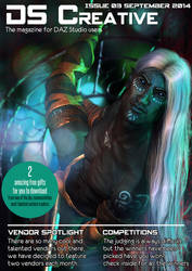 DS Creative issue 3 by Drakenborg