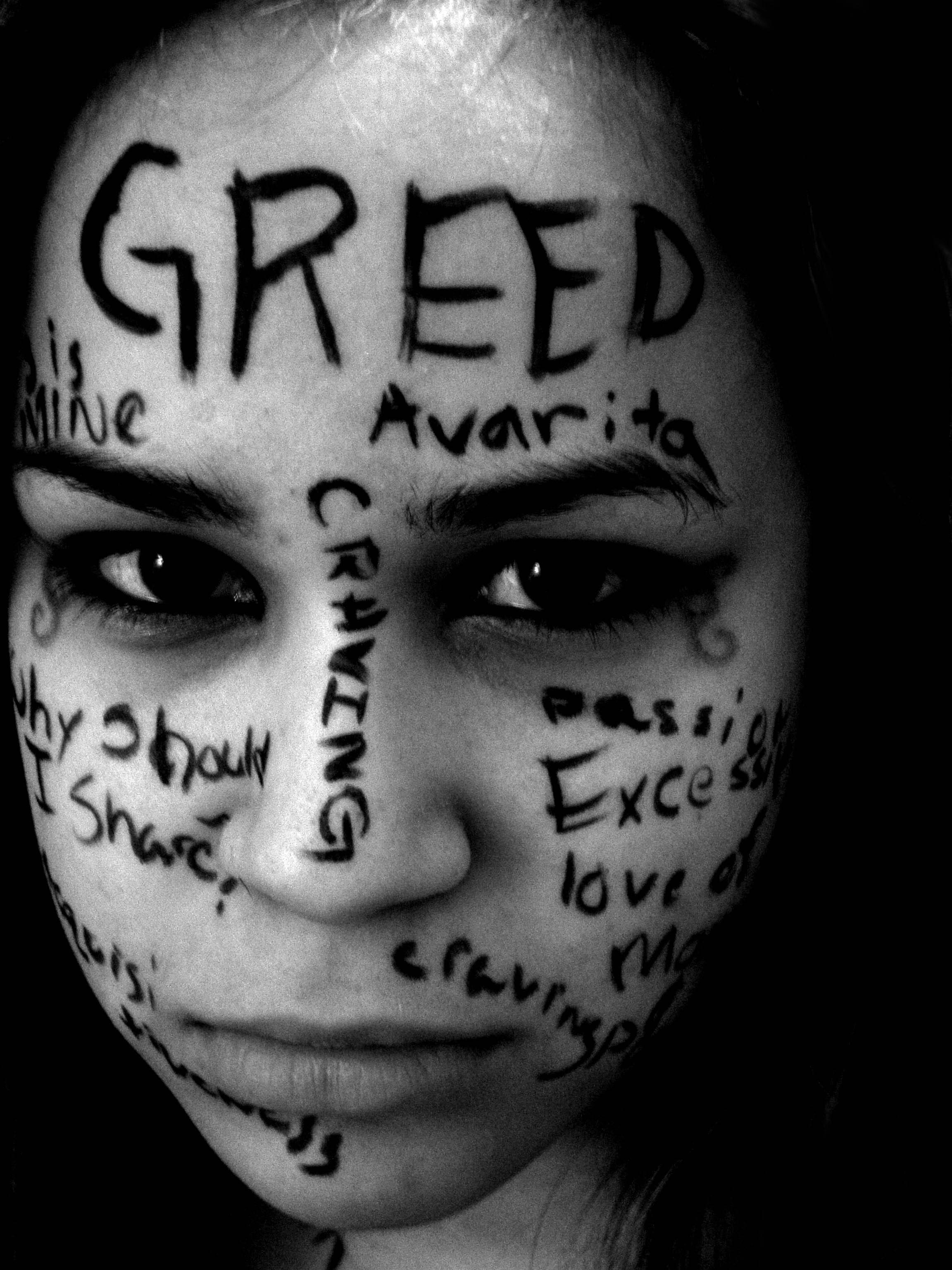 greed - photo #13