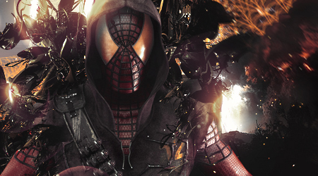 Spiderman by TonyApex