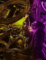 League of Legends by TonyApex