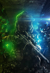 Sniper (Active Camo) by TonyApex