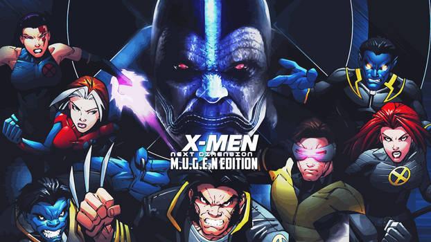 X-MEN: NEXT DIMENSION (MUGEN EDITION) HD WALLPAPER