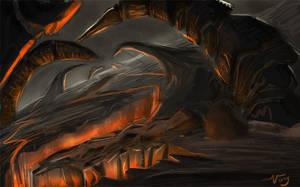 Lava Landscape 2