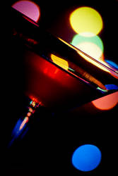 Bokeh Cocktail by nicolai-bauchrowitz