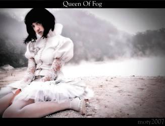 Queen Of Fog.. by Mangmoty