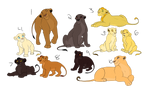 Lion Group 2
