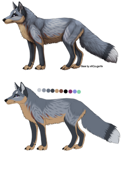 Foxxxy Custom for scarletunity