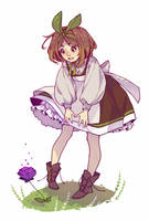 Flower by starpotion