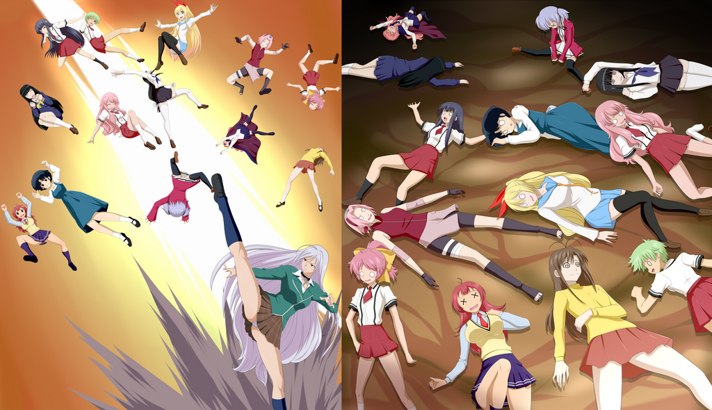 Inner Moka VS Abusive Tsunderes: Know Your Place!