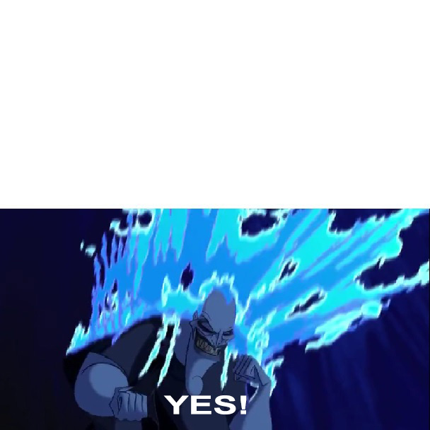 Create Meme - Hades Reaction by ShegoXP on DeviantArt