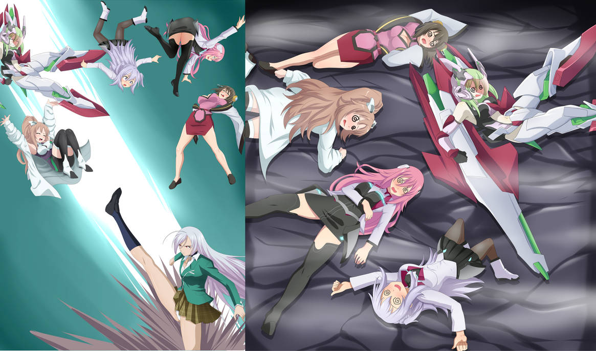 Inner Moka VS The Asterisk Girls: Know Your Place