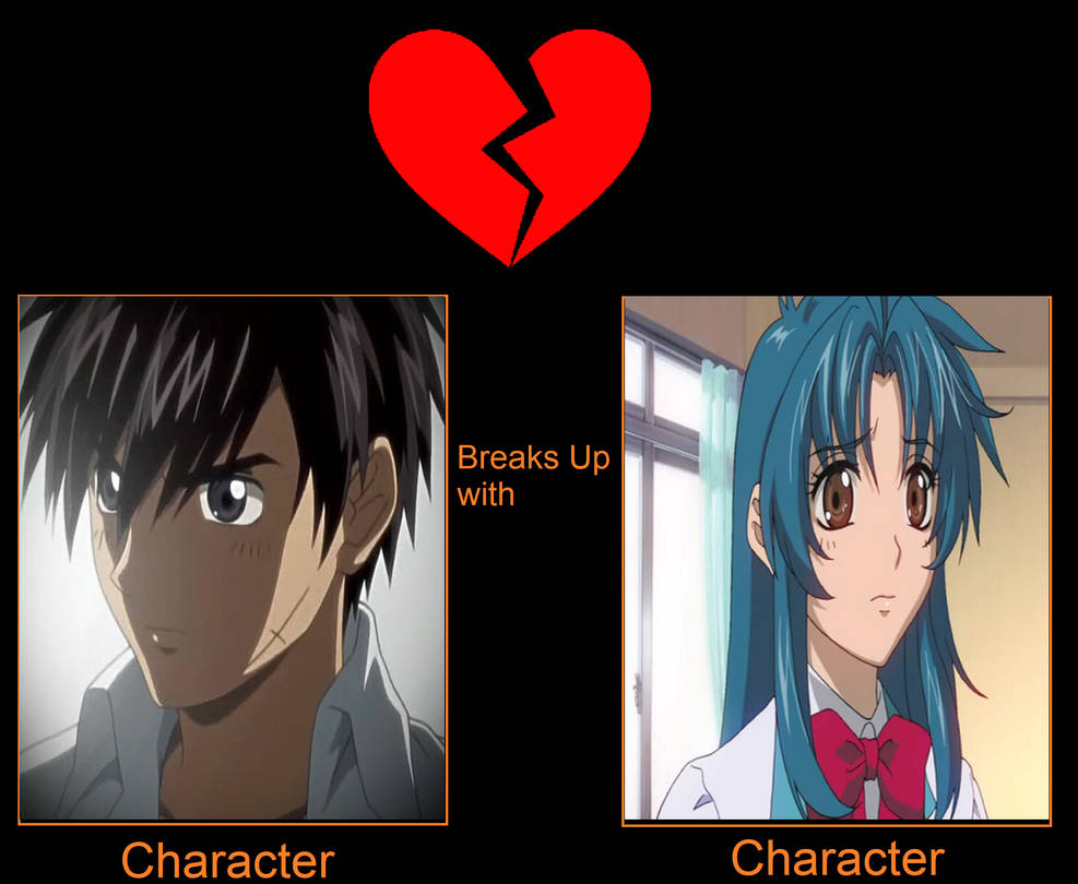 What if Sousuke breaks up with Kaname Chidori?