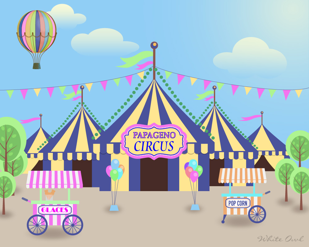 Circus by whiteowl152