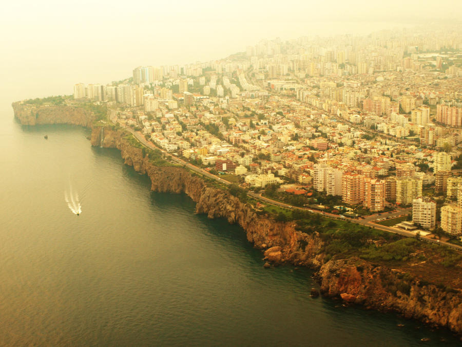 Istanbul by Corvuskova