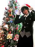 Sebastian Michaelis Christmas
