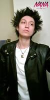 Ren Honjo: NANA by blondewolf2