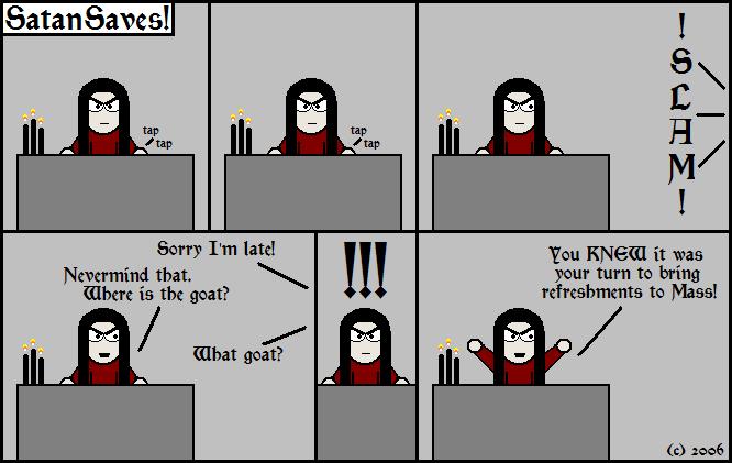 1---Refreshments by SatanSaves