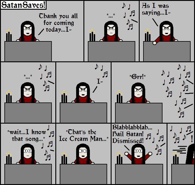 2---Ice Cream Man by SatanSaves
