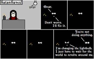 4---Lightbulb Joke Part 1 by SatanSaves