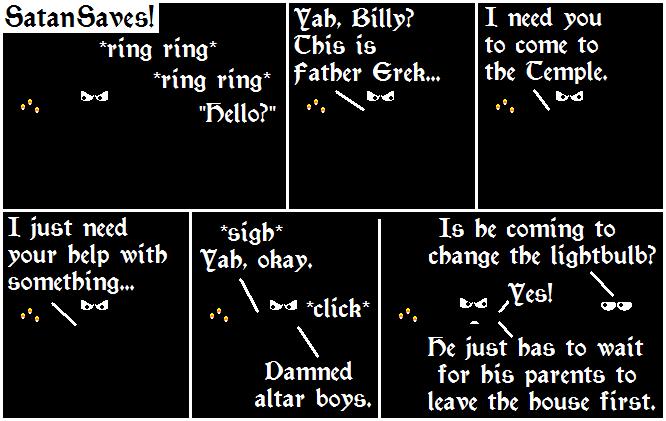 5---Lightbulb Joke Part 2 by SatanSaves