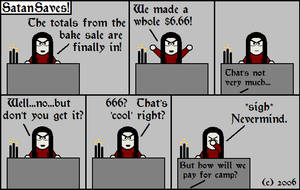 12---Bake Sale by SatanSaves