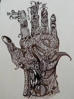 Zentangle~ by allyouneedislovefab4