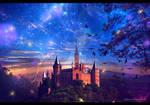 Twilight Castle