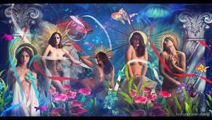Under the sea by alexamorath