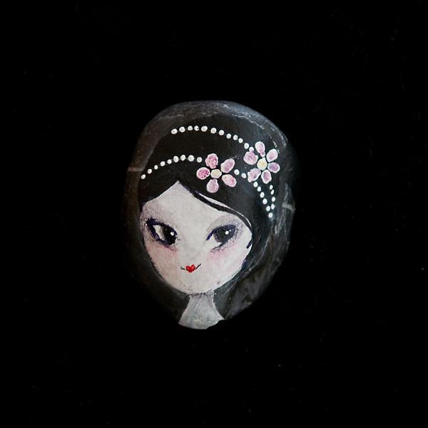 Stone girl 11 by 1anina