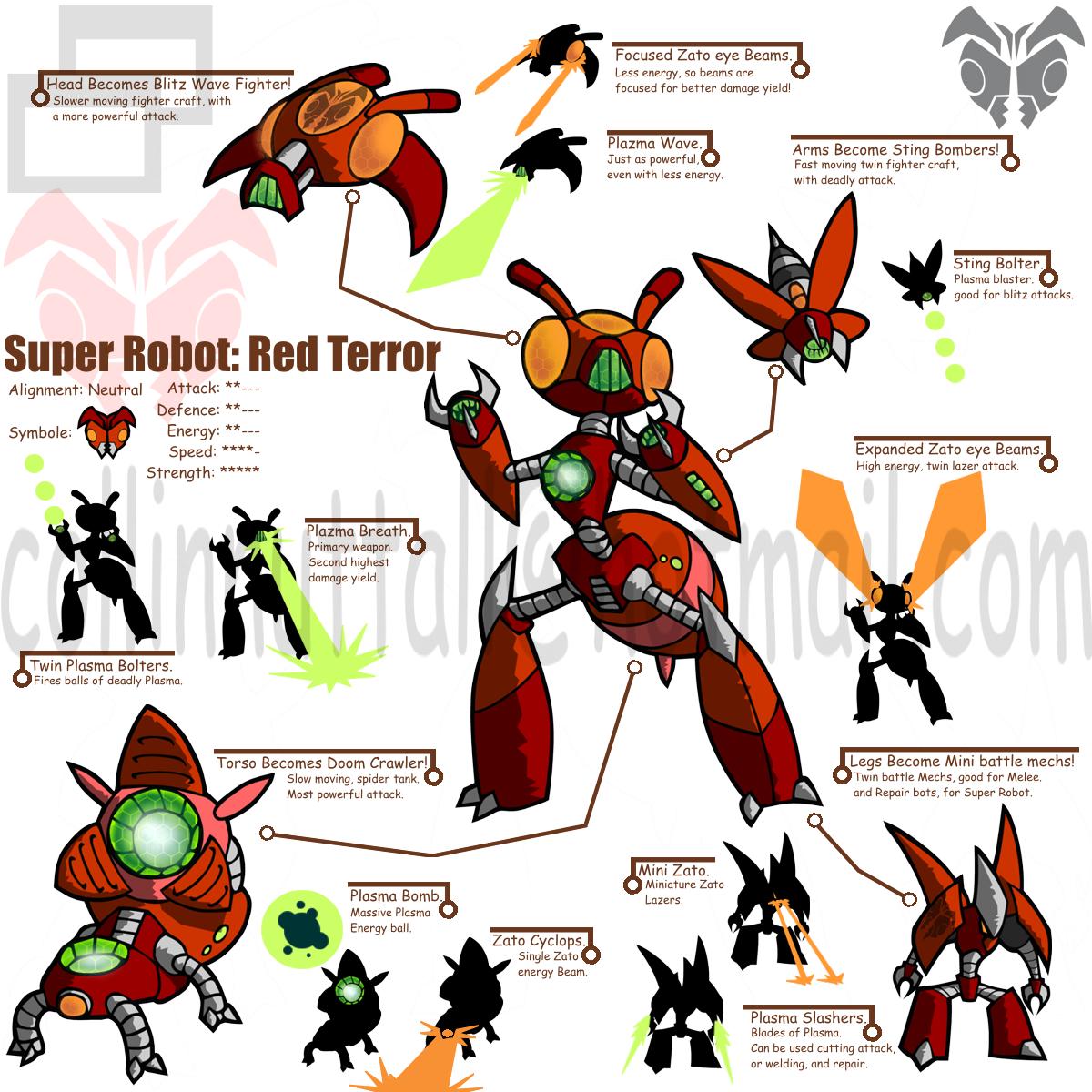 Red Terror by Slushy-man