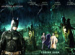 Arkham Asylum Movie Poster