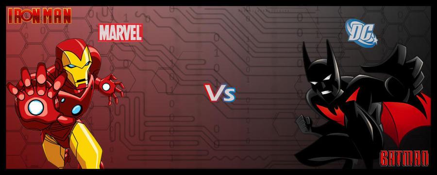 Batman Beyond Vs Ironman Iron man vs batman by lex-207Batman Beyond Vs Ironman