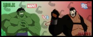 Hulk Vs Bane