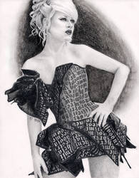 Corset Calligraphy by Moment-of-Defiance
