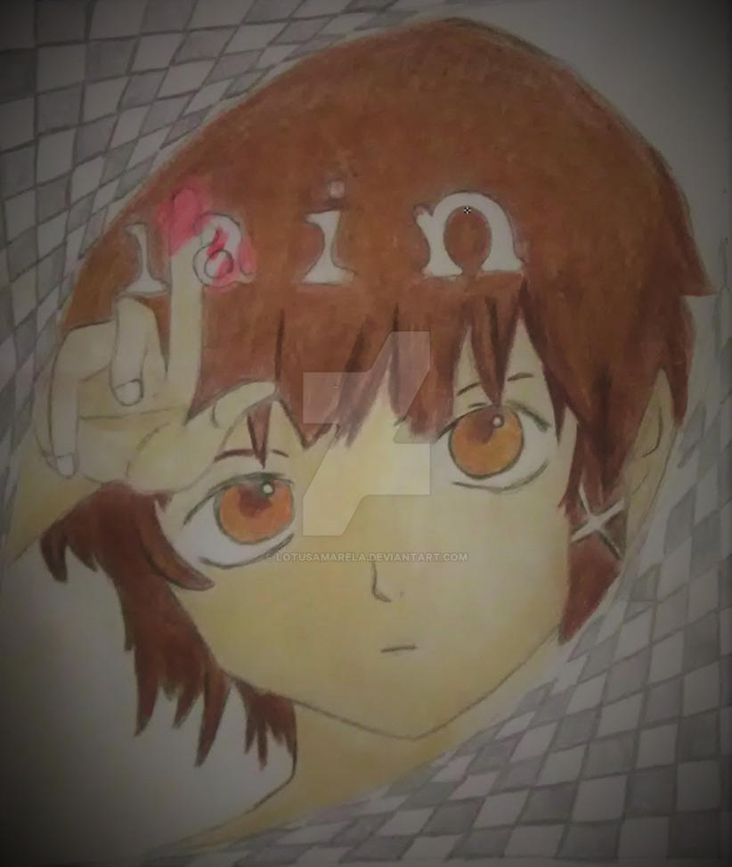 Lain From 2008 By Lotusamarela