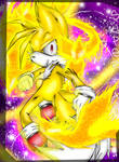 Space zone:: Super Tails