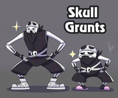 Skull Grunts