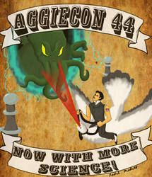 Aggiecon44: NOW WITH MORE SCIENCE