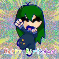 Happy Birthday To Kiwi