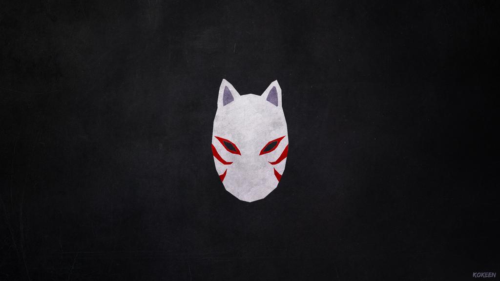 Anbu Black Ops Mask Wallpaper By Kokeen