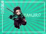 Tanjiro Artwork - Demon Slayer: Kimetsu no Yaiba