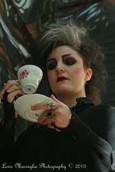 The goth tea party 1 Florie