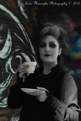 The goth tea party 2 Florie by LorisMarseglia
